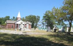 Grove First Baptist Church Cemetery