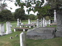 Meade Memorial Episcopal Church Cemetery
