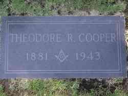 Theodore Reynolds Cooper