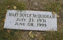 Mary <i>Doyle</i> McQuiggan
