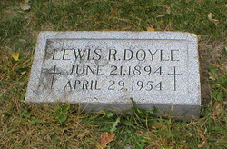 Lewis Raymond Lum Doyle