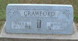 Minnie Aurelia <i>Mason</i> Crawford