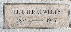 Luther Charles Welty