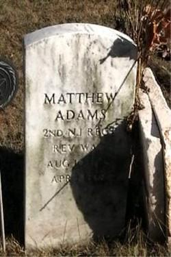 Matthew Adams