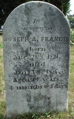 Joseph A. Francis