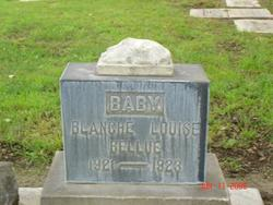 Blanche Louise Bellue