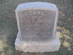 Emma <i>Arnold</i> Barkley