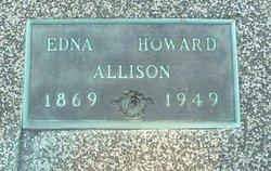 Mina Edna <i>Howard</i> Allison