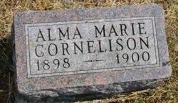 Alma Marie Cornelison