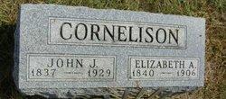 Elizabeth Ann <i>Berry</i> Cornelison