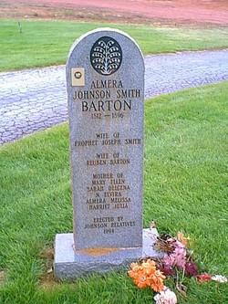 Almera Woodard <i>Johnson</i> Smith Barton