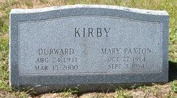 Durward Kirby