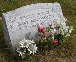 Mary McCommon