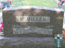 Mayme Lee <i>Davis</i> McMillen