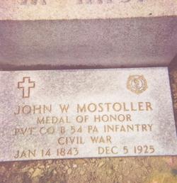 John William Mostoller