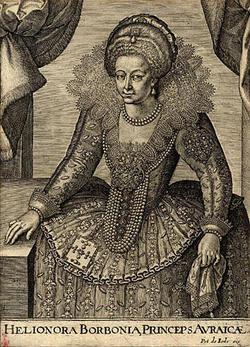 Eléonore De Bourbon