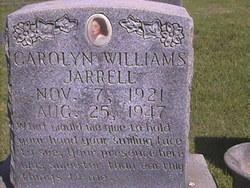 Carolyn Williams Jarrell