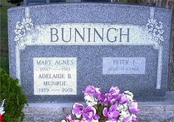 Peter F. Buningh