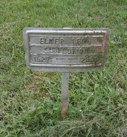 Elmer Leo Sidebottom