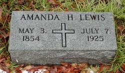 Amanda Cidonor Henderson <i>Rayburn</i> Lewis