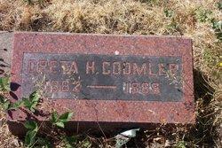 Greta H. Coomler