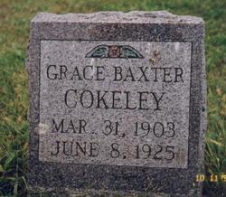 Ethel Grace <i>Baxter</i> Cokeley
