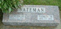 Martha Jane Bateman