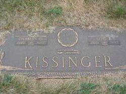 Charles O'Donnell Kissinger