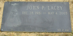 John Paul Lacey