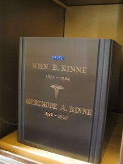 John Baxter Kinne