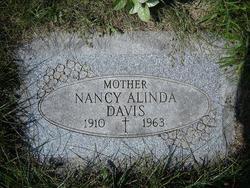 Nancy Alinda <i>Weaver</i> Davis