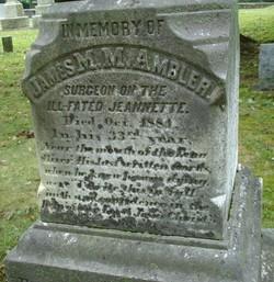 James Markham Marshall Ambler
