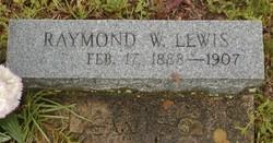 Raymond W Lewis