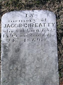 Jacob Gabriel Beatty