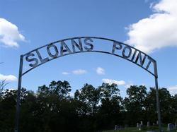 Sloans Point Cemetery