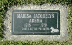 Marisa Jacquelyn Adema