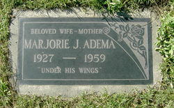 Marjorie Jacoba <i>Kuipers</i> Adema