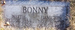 Hamilton Bonny