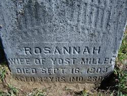 Rosanna <i>Eppley</i> Miller