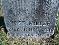Yost D. Miller