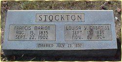 Francis Marion Stockton