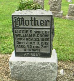 Lizzie Salome <i>Waser</i> Grove