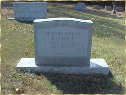Clinton Ashley Elliott