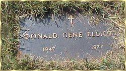 Donald Gene Elliott