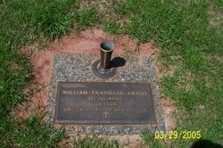 William Franklin Adams