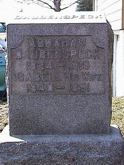 Abraham Daubenspeck