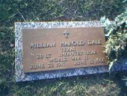 Lieut William Harold Dale