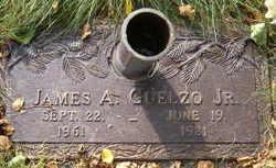 James A. Guelzo, Jr