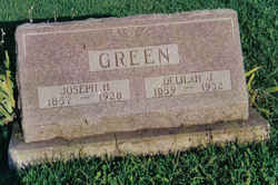 Joseph H Green