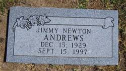James Newton Jimmy Andrews
